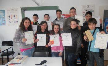 Завърши учебната година в Училища ЕВРОПА - Белене