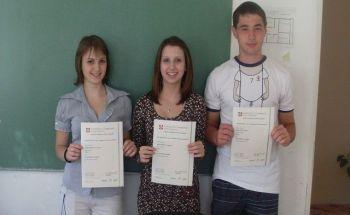 Завърши учебната година в Училища ЕВРОПА - Червен бряг