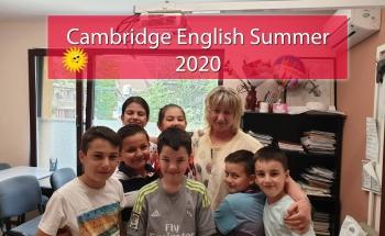 Cambridge English Summer 2020 в Русе
