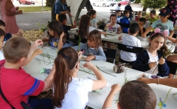 Лятната академия за деца на Училища ЕВРОПА в Кюстендил