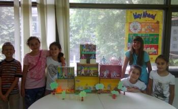 Европейски ден на езиците в Училища ЕВРОПА - Ловеч