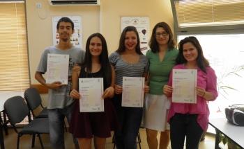 Европейски ден на езиците в Училища ЕВРОПА - Сливен
