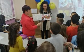 Тайнството на българската шевица в Лятната езикова занималня във В. Търново