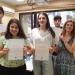 Лятната ваканция дойде със сертификати и добро настроение за децата на Училища ЕВРОПА - Русе