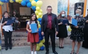 Най-малките ученици на Училища ЕВРОПА от Югозападна България получиха сертификатите на Кеймбридж