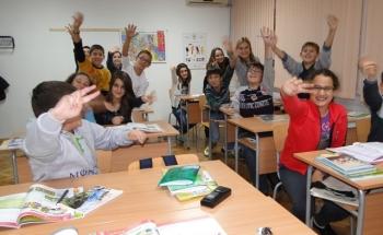 Back to Europe Schools in Pleven