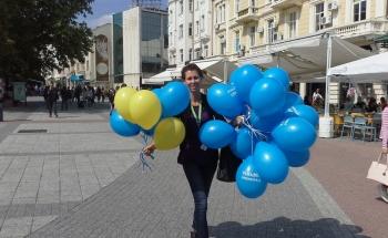 Посетете рекламния щанд на Училища ЕВРОПА - Пловдив!