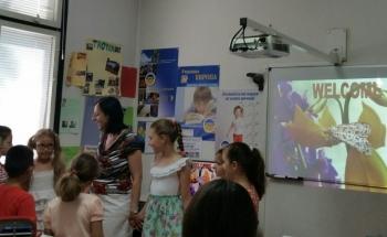 Европейски ден на езиците – старт на новата учебна година в Троян