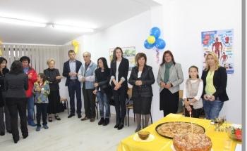 С водосвет бе открит учебният център в гр. Банско