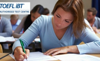 Изпит TOEFLiBT през 2017 година!