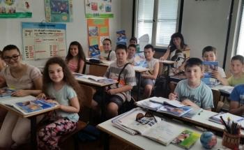 """В Училища ЕВРОПА – Троян започва новата програма """"Немски като втори чужд език"""""""