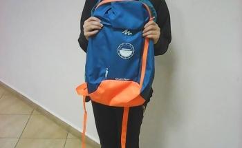 Второкласничка от Радомир спечели раница от томболата на Училища ЕВРОПА