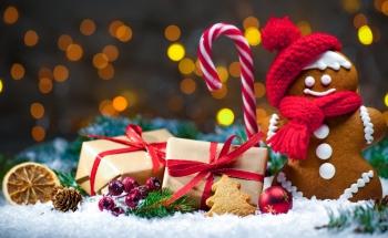Коледният дух идва в Училища ЕВРОПА - Ямбол