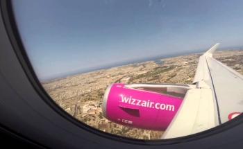 Голямо намаление на самолетните билети от Уиз еър на 19 май. До Малта и други дестинации!
