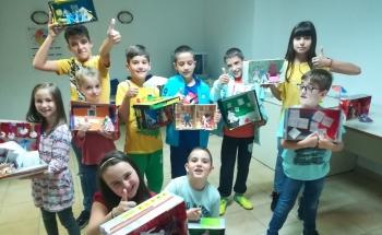 Летни занимания и много настроение с Училища ЕВРОПА в Ловеч