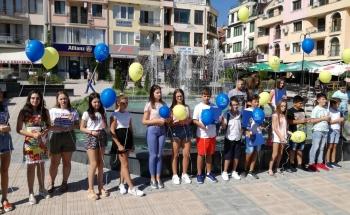 Връчване на сертификатите на Кеймбридж в Училища ЕВРОПА - Петрич