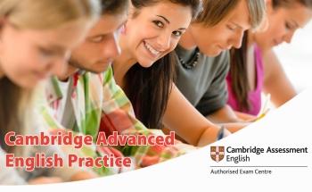 Cambridge Advanced English Practice – Практикум за интензивна подготовка в Училища ЕВРОПА – Русе