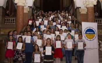 Връчване сертификатите на Университета Кеймбридж и 20 годишен юбилей на Училища ЕВРОПА - Радомир