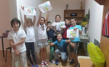 Летни емоции в Училища ЕВРОПА - Кюстендил