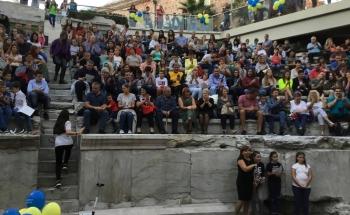 Училища ЕВРОПА събра ученици, родители и приятели на празник в Римският стадион в Пловдив