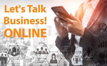 Let's Talk Business! Онлайн клуб по разговорен английски език